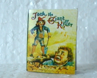 Kirja Jack the Giant Killer